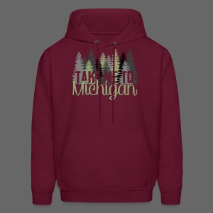 Take Me To Michigan - Men's Hoodie