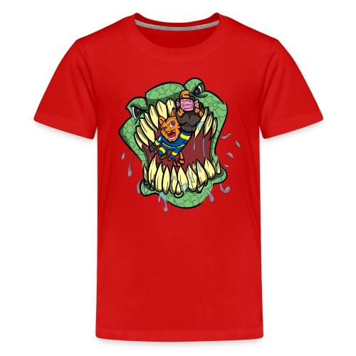 Kid's T-shirt with Yummy Gummy design - Kids' Premium T-Shirt