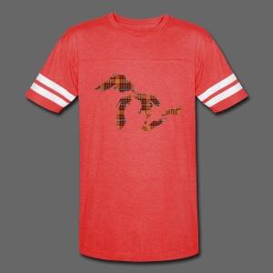 Take Me To Michigan - Vintage Sport T-Shirt