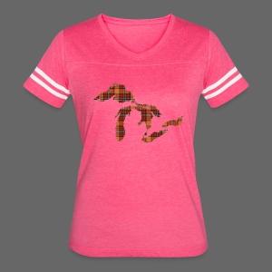 Take Me To Michigan - Women's Vintage Sport T-Shirt