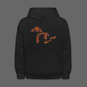 Take Me To Michigan - Kids' Hoodie
