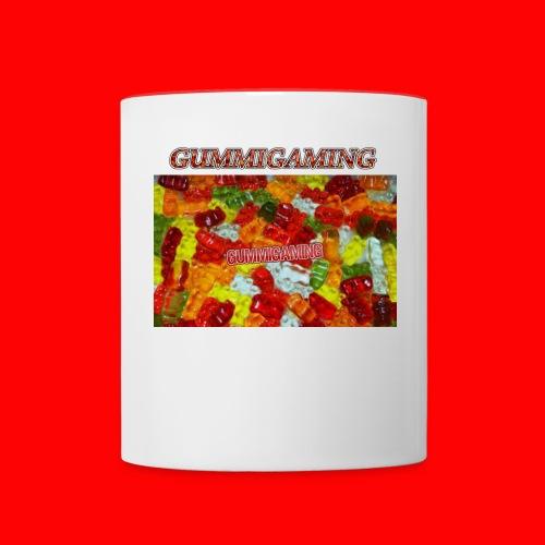 GUMMIGAMING COLLECTABLE MUG - Contrast Coffee Mug