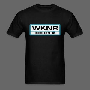 WKNR Keener - Detroit - Men's T-Shirt