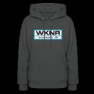 Hoodies ~ Women's Hoodie ~ WKNR Keener - Detroit