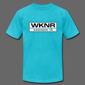 WKNR Keener - Detroit - Men's T-Shirt by American Apparel