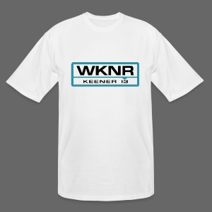 WKNR Keener - Detroit - Men's Tall T-Shirt