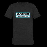 T-Shirts ~ Unisex Tri-Blend T-Shirt ~ WKNR Keener - Detroit