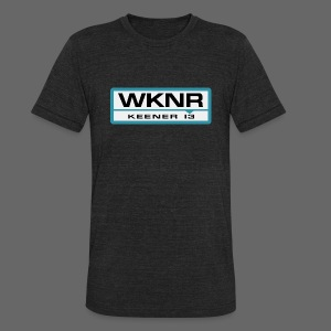 WKNR Keener - Detroit - Unisex Tri-Blend T-Shirt by American Apparel