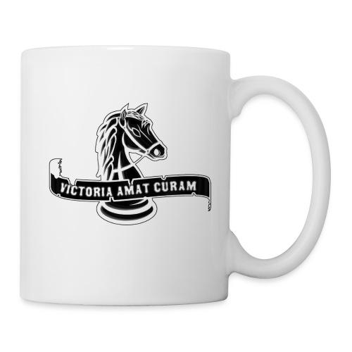 Victoria Amat Curam Mug - Coffee/Tea Mug