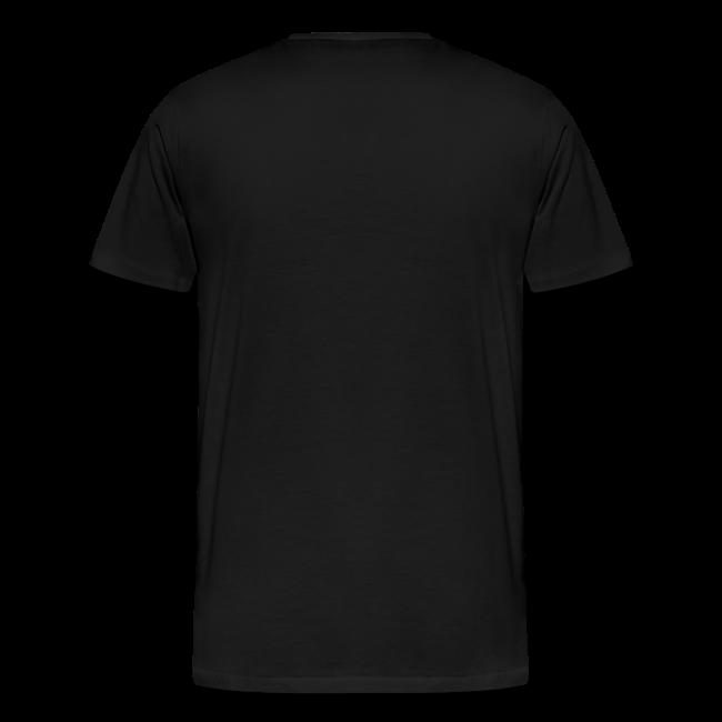 Men's White Culter35 Logo T-Shirt