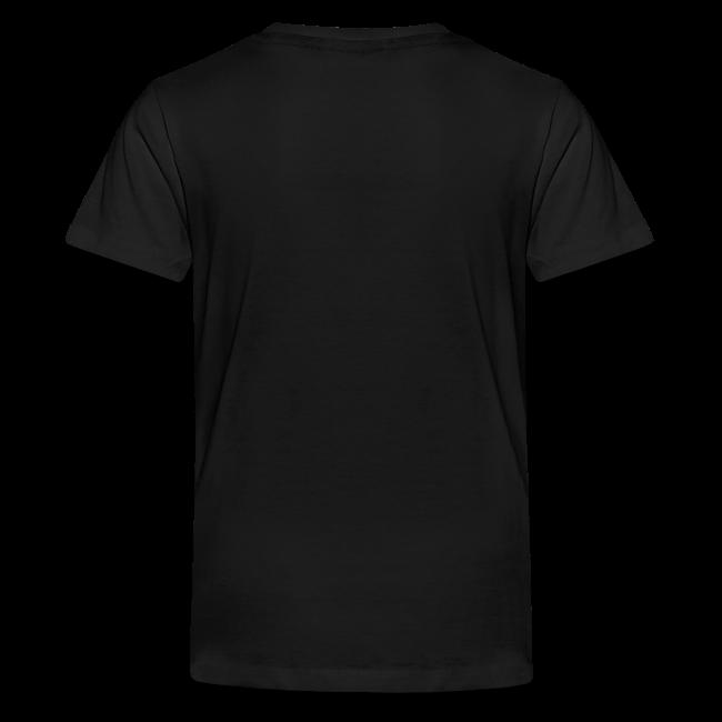 Kids's White Culter35 Logo T-Shirt