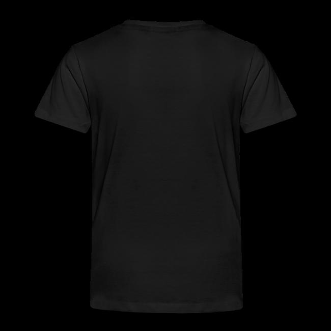 Toddler's White Culter35 Logo T-Shirt