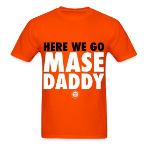 Mase Daddy T-Shirt (Orange) - Men's T-Shirt
