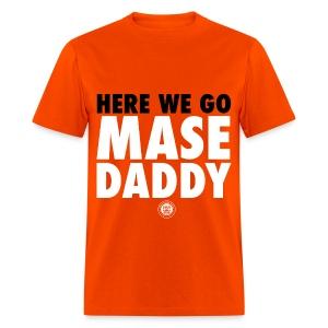 Mase Daddy T-Shirt (Orange) - Men's T-Shirt