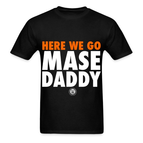 Mase Daddy T-Shirt (Black) - Men's T-Shirt
