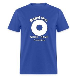 Bagel Man (Mens) - Men's T-Shirt
