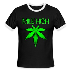 Mile High - Men's Ringer T-Shirt