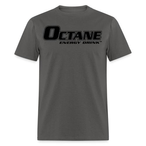 OCTANE ENERGY DRINK™ MEN'S GREY T-SHIRT - Men's T-Shirt