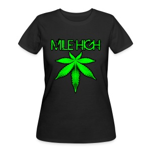 Mile High - Women's 50/50 T-Shirt