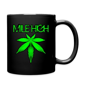 Mile High - Full Color Mug