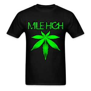 Mile High - Men's T-Shirt