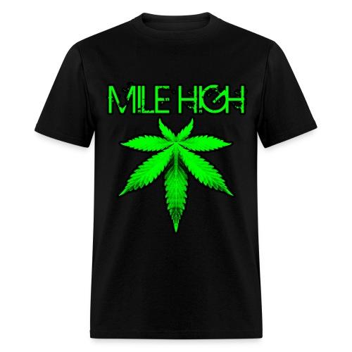 Mile High - Men's T-Shirt