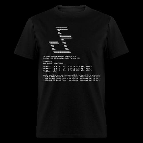 Kernel Panic! Tee - Men's T-Shirt