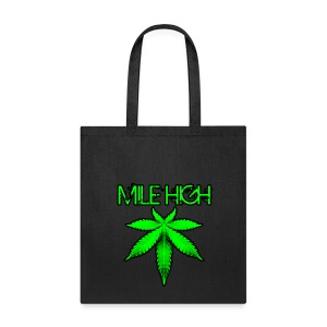 Mile High - Tote Bag