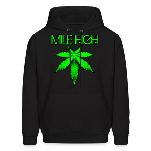 Mile High - Men's Hoodie