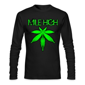Mile High - Men's Long Sleeve T-Shirt by Next Level