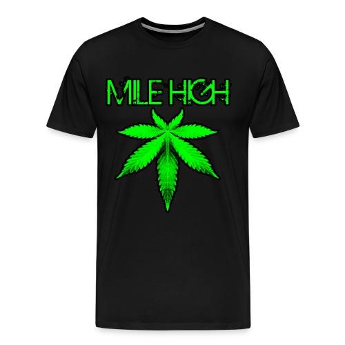 Mile High - Men's Premium T-Shirt