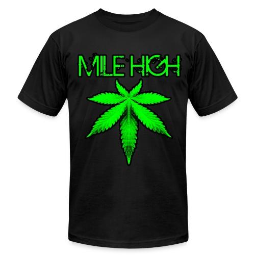 Mile High - Men's Fine Jersey T-Shirt