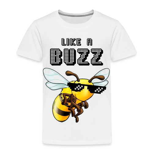 Like a Buzz - Toddler Premium T-Shirt