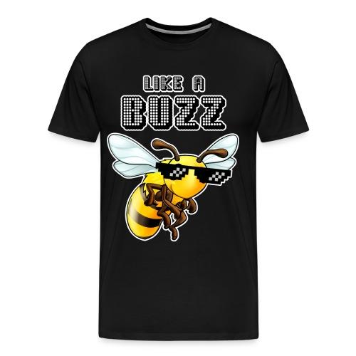 Like a Buzz - Men's Premium T-Shirt