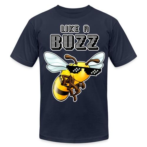 Like a Buzz - Men's Fine Jersey T-Shirt