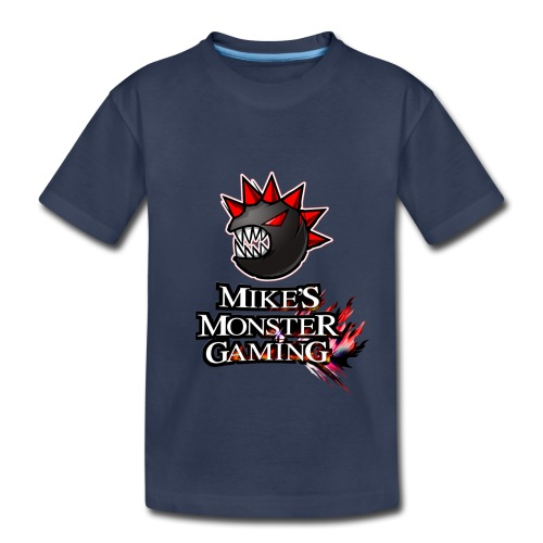 Mike's Monster Smash - Kids' Premium T-Shirt