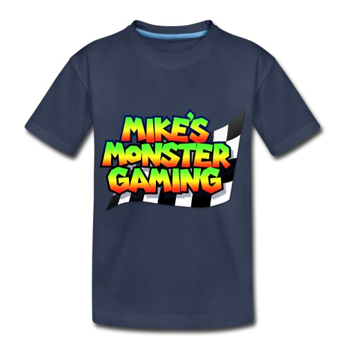 Mike's Monster Kart 64 - Kids' Premium T-Shirt
