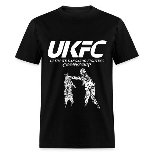 Ultimate Kangaroo Fighting Championship Basic shirt - Men's T-Shirt