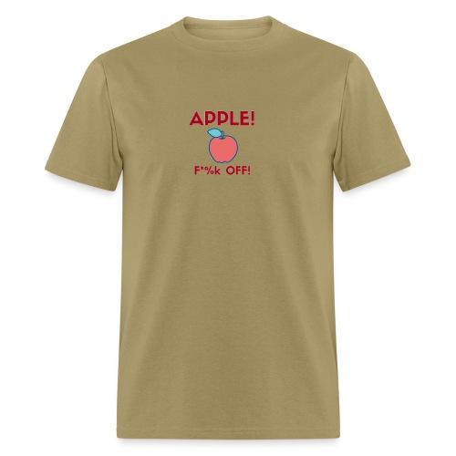 210 : khaki - Men's T-Shirt