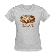 T-Shirts ~ Women's T-Shirt ~ Coneys are the G.O.A.T.