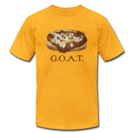 T-Shirts ~ Men's T-Shirt by American Apparel ~ Coneys are the G.O.A.T.