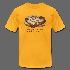 Coneys are the G.O.A.T. - Men's T-Shirt by American Apparel