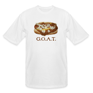 T-Shirts ~ Men's Tall T-Shirt ~ Coneys are the G.O.A.T.