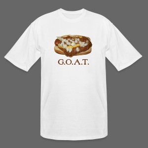 Coneys are the G.O.A.T. - Men's Tall T-Shirt