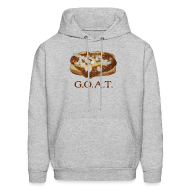 Hoodies ~ Men's Hoodie ~ Coneys are the G.O.A.T.