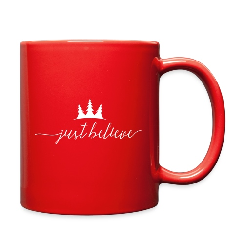 Just Believe Mug - Full Color Mug