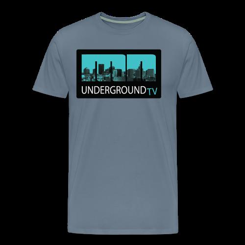 Mn-underground Tv Official T-shirt - Men's Premium T-Shirt