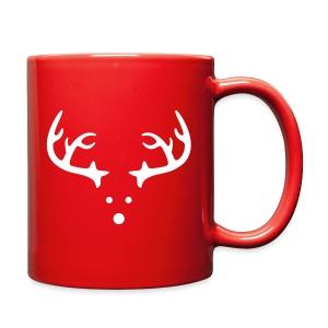 Reindeer Mug - Full Color Mug