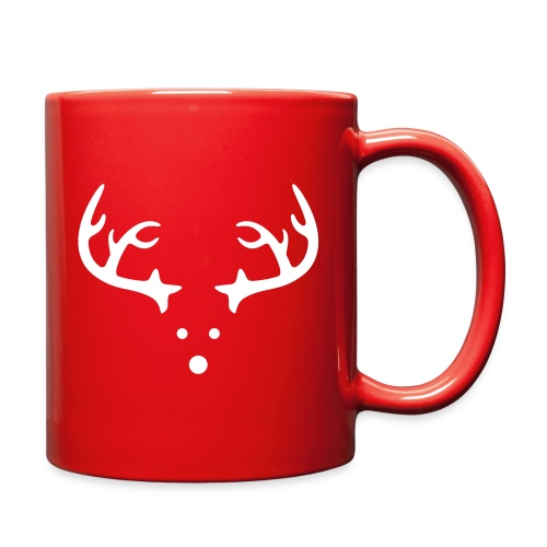 Reindeer Mug - Full Color Mug