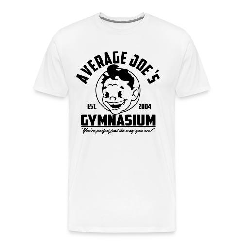 Average Joe's Gym Premium T-shirt - Men's Premium T-Shirt